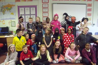 World Book Day in Year 5